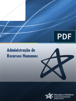 Administração de Recurcos Humanos