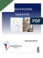 4. Proyecto de Sistema de Alcantarillado - 2 - Trazado