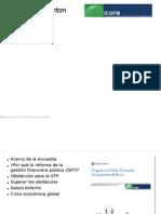 4.45-5.15pm ICGFM Survey Presentation (Afas and Clyburn) SPANISH