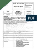 Ficha Del Proceso de Compra