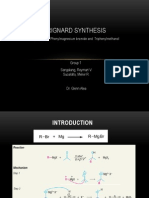 Grignard Synthesis