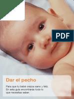 E00.0030 Folleto Dar El Pecho LOW