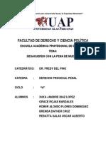 Pena de Muerte de Derecho Penal peruano