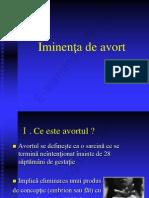 IMINENTA de AVORT Mircea Onofriescu E - Copy - Copy