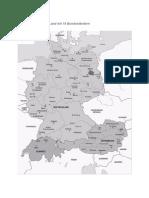 Deutschland, Landeskunde