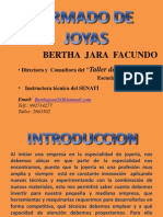 ARMADO DE JOYAS