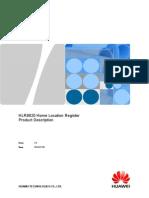 Railway Operational Communication Solution HLR9820 V900R006 Product Description V2.0