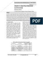 Effect of Fuel Combustion in Libyan Power Stations and Cement Industries on Environment