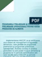 Programele preliminare ppt