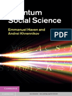 Haven, Quantum Social Science
