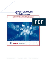 Formation TEKLA Structures