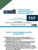 1.30-2.30pm Embarking on PerfMgmt- Latin America (Mario Sangines) ENGLISH