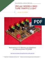 LED Traffic Light - Semaforo per Modellismo - Technical Manual