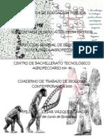 Cuaderno de Trabajo de Biologia Contemporanea