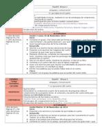 1er Grado - Bloque 2 - Planeaciones Del 10 Al 14 Nov 14