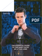 Doctor Who 50 Years 03 - The Doctors