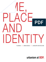 Time Place and Identity - Urbanism at BDP