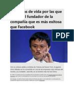 La vida de Jack Ma