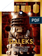 Doctor Who 50 Years 01 - The Daleks