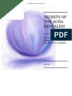 Secrets of the Aura Revealed