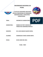 Determinacion de Indice de Madurez