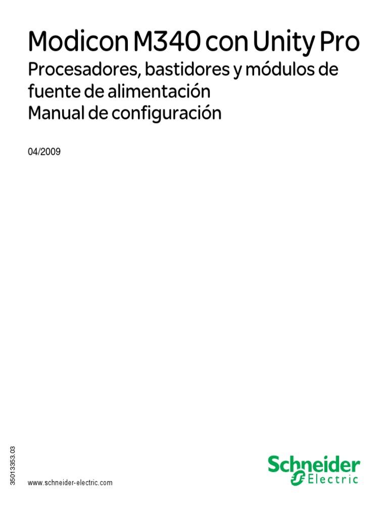 Unity_v4.1_M340_Procesadores_Bastidores_y_Fuentes_de