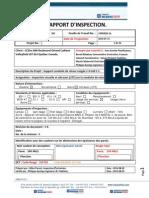 Support Conduite de Retour Rangée # 4 Rapport #265 2014-08-01.