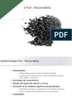 02 EpistemologiaPostRacionalista DiazOlguin UDEC2013