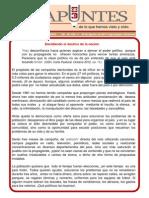 Decidiendo El Destino de La Nacion Boletin Apuntes No. 66 Romulo Emiliani