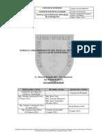 Normas de Investigacion 2013