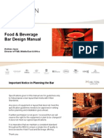 Bar Design Manual