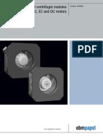 Compact Centrifugal Modules