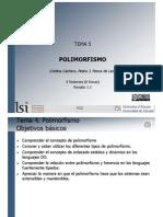 POO-5-Polimorfismo-10-11