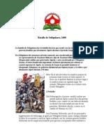 Batalla de Sekigahara, 1600