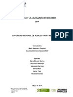 Estado de La Pesca y Acuicultura 2014