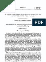 Senate Report 63-80