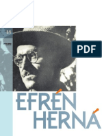 Sobre Efrén Hernández Emilio Monge