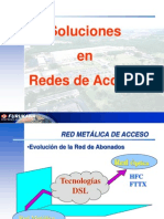 Redes de Acceso Adsl