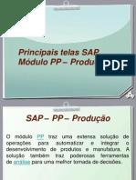 Telas SAP - Modulo PP