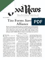 Good News 1953 (Vol III No 04) Apr