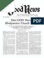Good News 1953 (Vol III No 09) Oct