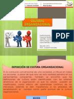 Cultura Organizacional actual