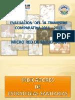 EVAL. III TRIMESTRE 2013 MICRO RED SAYAN copia (1).pptx