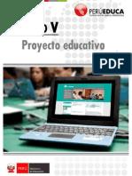 2.- Que Es Un Proyecto Educativo