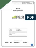 Documentación NS3
