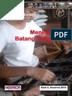 Yayasan Merangat Newsletter 2nd. edition