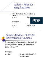 Derivative Review_Fall 2014
