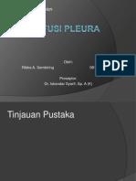 Slide Efusi Pleura