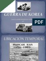 Guerra de Korea