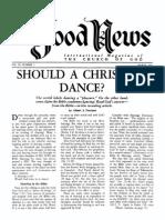 Good News 1962 (Vol XI No 03) Mar